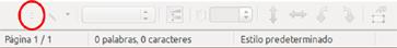 Botón de arrastre de la barra de imagen