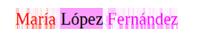 Texto coloreado con Writer