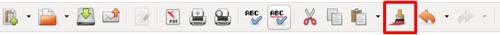 Botón Copiar formato en barra de herramientas