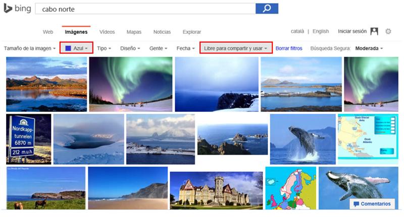 Resultados de imágenes con color azul y libres para usar y compartir